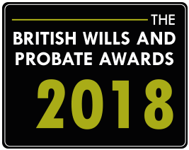 The British Wills and Probate Awards