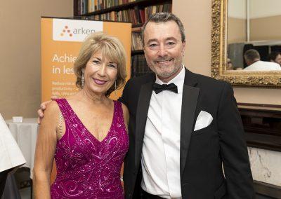 Jennie Bond & Dave Newick